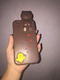 BROWNY CASE IPHONE 6/6A