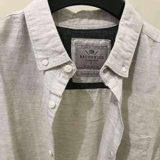 Brunswich/Cotton On Long Sleeve Polo
