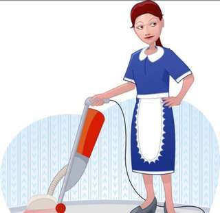 I am looking for part time helper / maid  $15 per hour