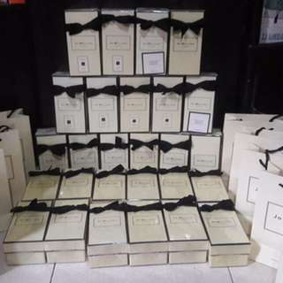 Jo malone original only!!