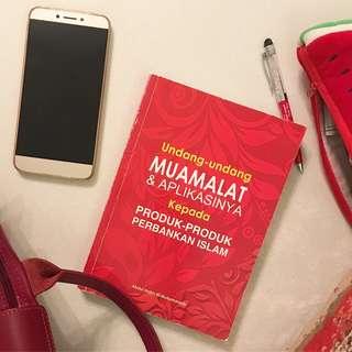 Undang-undang Muamalat & Aplikasinya kepada Produk-produk Perbankan Islam by Abdul Halim El-Muhammady