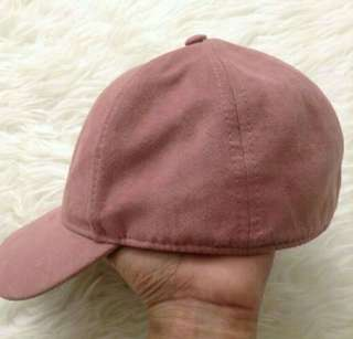 topi dusty pink h&m