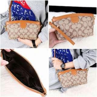 COACH  Evening Clutch Bags 8472*