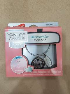 Yankee Candle Charming Scents Car