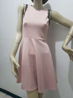 Xhilaration light pink dress