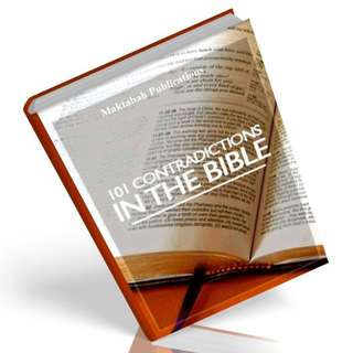 101 Contradictions In The Bible eBook