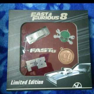 FF8 Key Chain (Limited Edition)