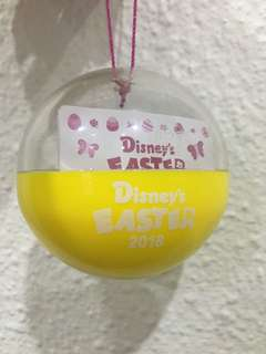 Mickey Mouse 2018 Easter Shaker keychain