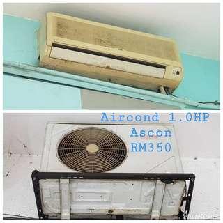Aircond 1hp