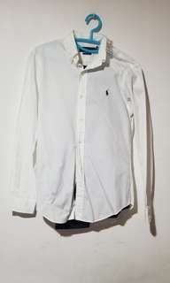 Ralph Lauren long sleeves not lacost penguin fred perry