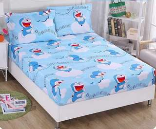 Fitted Bedsheet Single Size