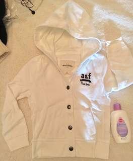 Abercrombie Jacket for girls