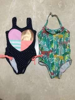 Baby Girl Swimsuit (age1)
