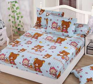 Fitted BedSheet Single