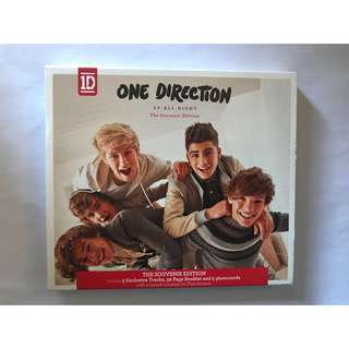 WTS One Direction Up All Night CD