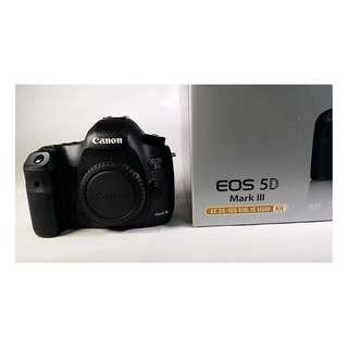Canon EOS 5D3 充電器 原廠電池*1 公司貨 (CB021)