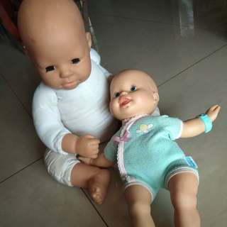 Berenguer n fisher price doll
