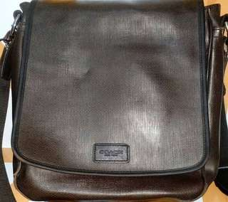 Sling bag coach for men