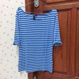 Cotton On Blue Stripes