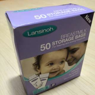 BN Lansinoh Breastmilk Storage Bags