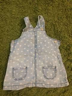 H&M Girls overall