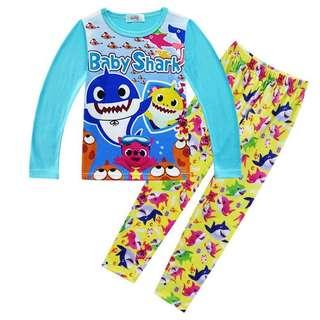 Baby shark pajamas