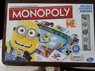 Monopoly Despicable Me Edition