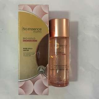 Bio Essence Rose Gold Water 30ml (24K Gold + Rose)