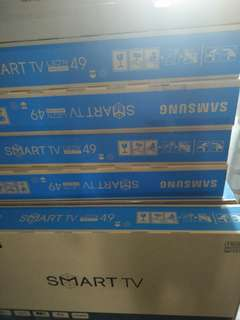 Big Television Brand New with Warranty  49 inch Samsung Smart TV