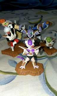 GINYU FORCES with FREZZA SAMA