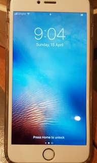 Apple iPhone 6 Plus 64GB Rose Gold.