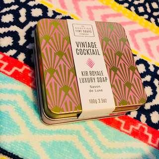 Kir Royale Luxury Soap