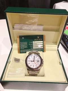 Rolex Explorer 2 42mm for hot sale! Lowest in Courosell!