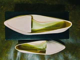 Christian Siriano pointed shoe