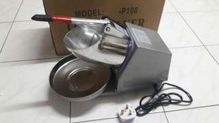 Ice crusher/pengisar ais