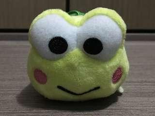 7-11 Keroppi 公仔 蛙 龜