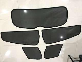 Honda Vezel Sun Shades & Boot Tray