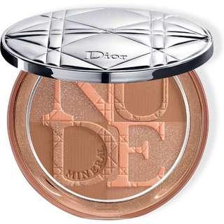 Diorskin Mineral Nud Bronze Powder