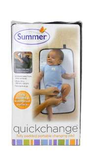 Summer Infant Fully Padded Portable Changing Pad changing mat