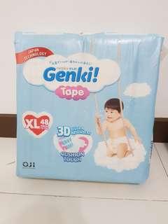 Genki Tape XL