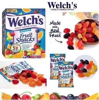 美國🇺🇸直送Welch's水果糖
