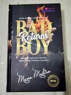 Bad Boy Returns (Malay Novel)