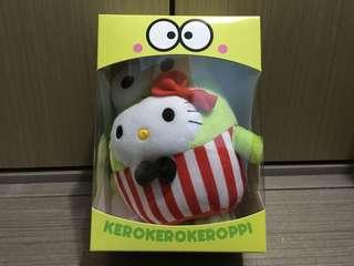 麥當勞 Keroppi Hello Kitty 公仔