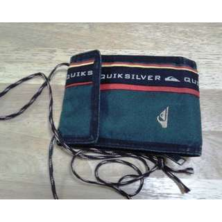 Quick Silver Mountaineer Sling Wallet/Bag