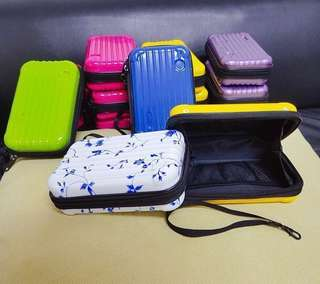 🚚 行李箱造型萬用包 旅行包