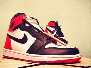 日本迷你手工Air Jordan 1球鞋