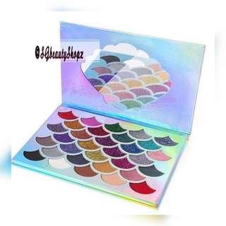 CLEARANCE 💠Cleof Glitter Mermaid Eyeshadow Palette💠