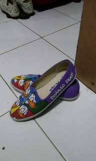 Donald Duck Slip On