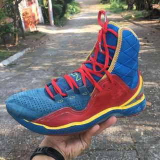 Under Armour CN1 Basketball Shoes