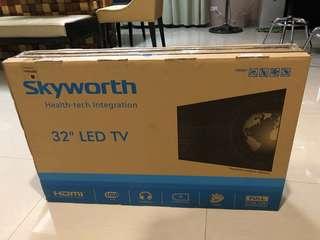 """Skyworth 32""""LED TV BRAND NEW"""